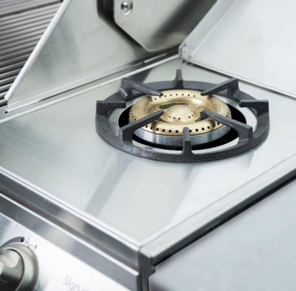 S3000 Barbecue à gaz BeefEater 4 Brûleurs - Surface de cuisson en fonte