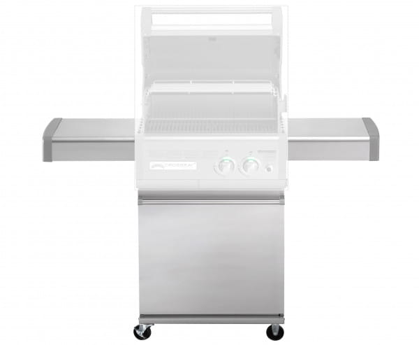 Chariot pour barbecue Crossray 2 bruleurs