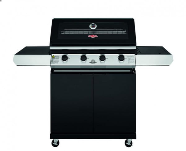 1200E Series - Barbecue 4 Bruleurs avec chariot
