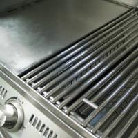 S3000 Barbecue à gaz BeefEater 5 Brûleurs - Surface de cuisson en acier inoxydable