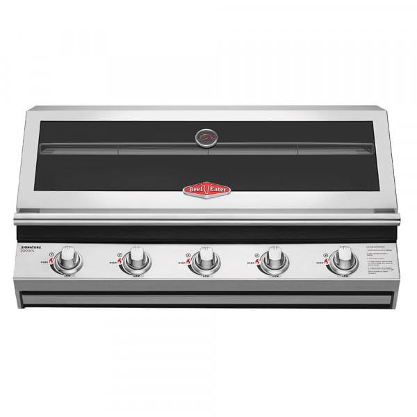 BeefEater 2000S barbecue à gaz encastrable - 5 Brûleurs