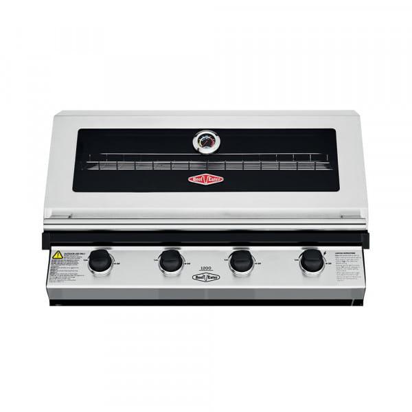 Beefeater 1200S Barbecue à gaz encastrable - 4 brûleurs