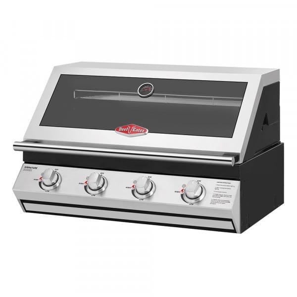 BeefEater 2000S barbecue à gaz encastrable - 4 Brûleurs